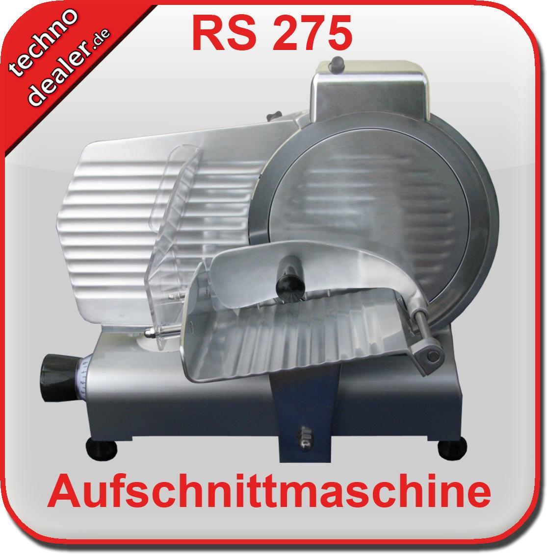 Aufschnittmaschine RS 275